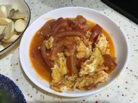 家常不過的🍅番茄炒蛋