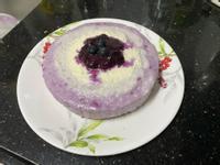 生酮藍莓芝士蛋糕