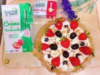 免烤箱輕鬆做《生酮草莓奶油蛋糕🎂》6吋