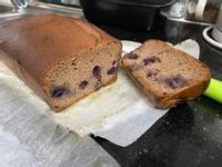 生酮朱古力藍莓磅蛋糕