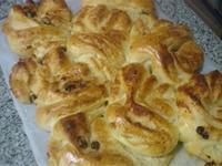 均媽的料理廚房~葡萄椰子麵包