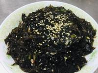 「減脂」紫菜吻仔魚