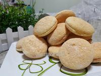 奶油夾心蛋糕餅(分蛋海綿做法)
