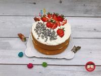 草莓優格蛋糕