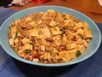 【中式料理】超下飯麻婆豆腐