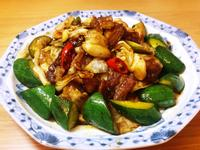 醬爆回鍋肉(家常菜/快速簡易)