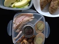 沙拉輕食野餐盒