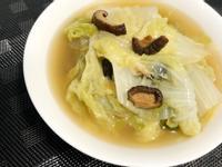 [減醣] 香菇白菜魯