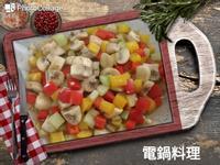 蒜香蘑菇芹菜