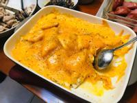 起司料理:焗烤鮮嫩雞胸肉