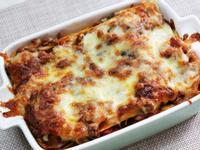 芝士肉醬千層麵 Lasagna