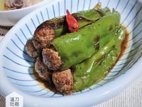 手路菜-角椒鑲肉(家常料理)