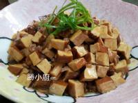 麻香菇肉炒豆乾