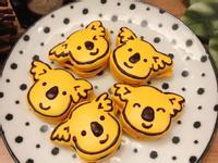 小熊餅乾馬卡龍