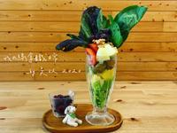 綠拿鐵.11-小白菜~含鐵 加鈣 補C