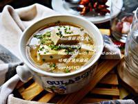 Miso蔥頭豆腐湯