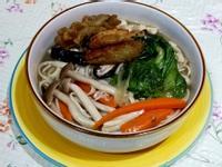 蔬食大滷麵