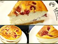 草莓漩渦起司蛋糕