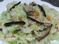 小吟愛做菜~小時候的味道『高麗菜燉飯』