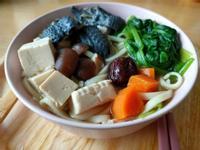 香菇雞湯麵(煮婦媽媽懶人料理)