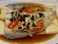 虱目魚蒸豆腐