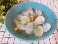 湯品-蒜頭蛤蜊湯
