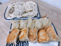 泡菜煎餃(水餃)