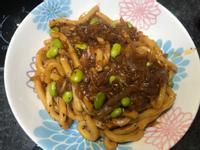 黑胡椒鐵板烏龍麵