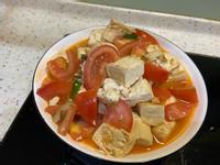 炒番茄豆腐🍅