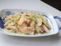 雞胸味噌高麗菜