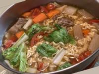 羅宋湯拉麵