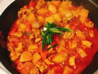 韓式馬鈴薯燉雞