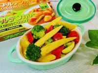 椰香咖哩蔬菜【S&B金牌咖哩塊】