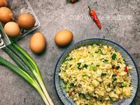 粒粒分明蔥油蛋炒飯15分鐘上菜