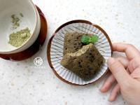 特濃黑芝麻抹茶酥餅(無奶油無精緻糖)