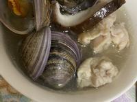 赤嘴香菇雞湯(增加免疫力)