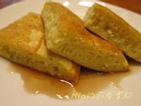 甜甜豆腐鬆餅