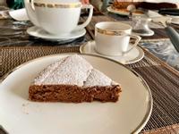 低糖低負擔的巧克力戚風蛋糕