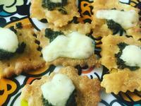 蘑菇黑松露醬芝士餅乾