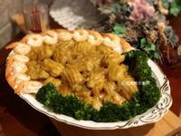 洋芋麵疙瘩佐咖喱醬🎶