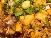 麻婆豆腐雞肉版