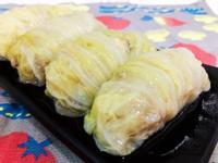 翠玉白菜捲