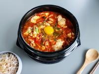 韓式純豆腐鍋