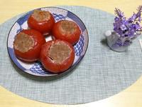 (煮食影片)煎釀番茄肉餅