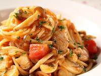 亨氏番茄醬 蕈菇雞肉義大利麵