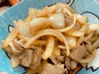 減脂便當菜~洋蔥炒豬肉