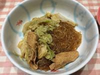 大白菜滷粉絲