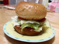 【早餐系列】培根牛肉火腿蛋堡