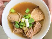香菇牛肉蘿蔔湯