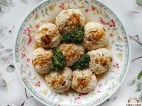 清蒸豆腐雞肉丸〞電鍋低醣低脂料理